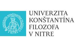 logo Univerzita Konštantína filozofa