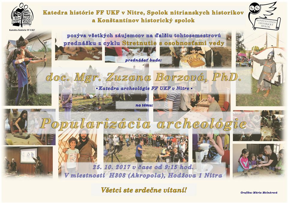 2017 ff Popularizacia archeologie