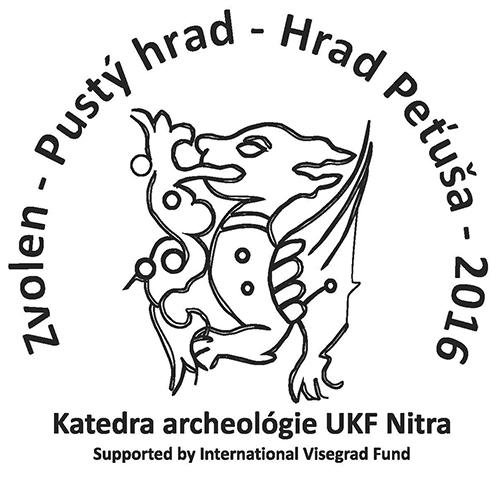 2016 Pusty hrad logo