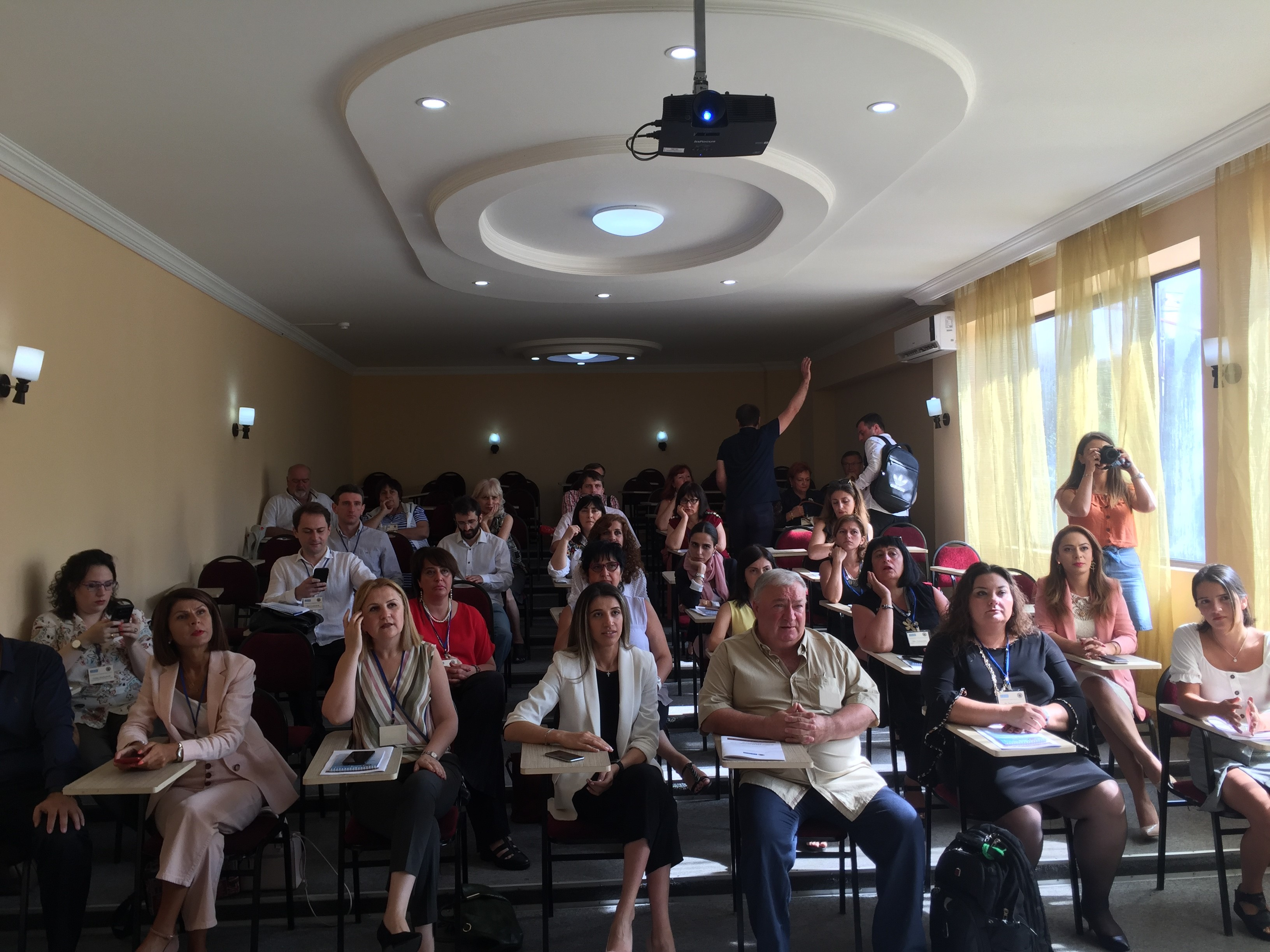 Grigol Robakidze University 2