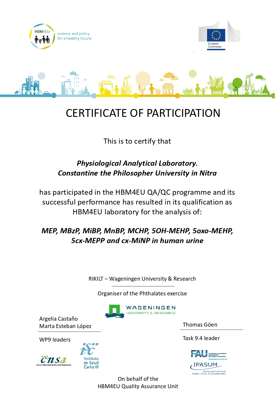 certificates Phthalates 2019 09 23