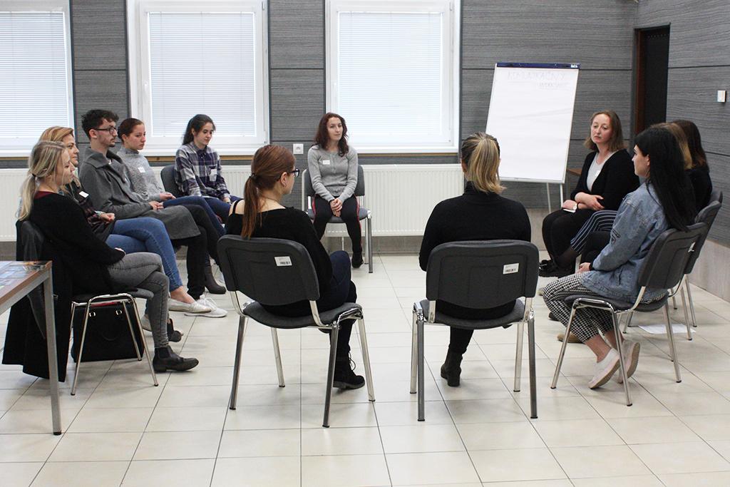 komunikačný workshop