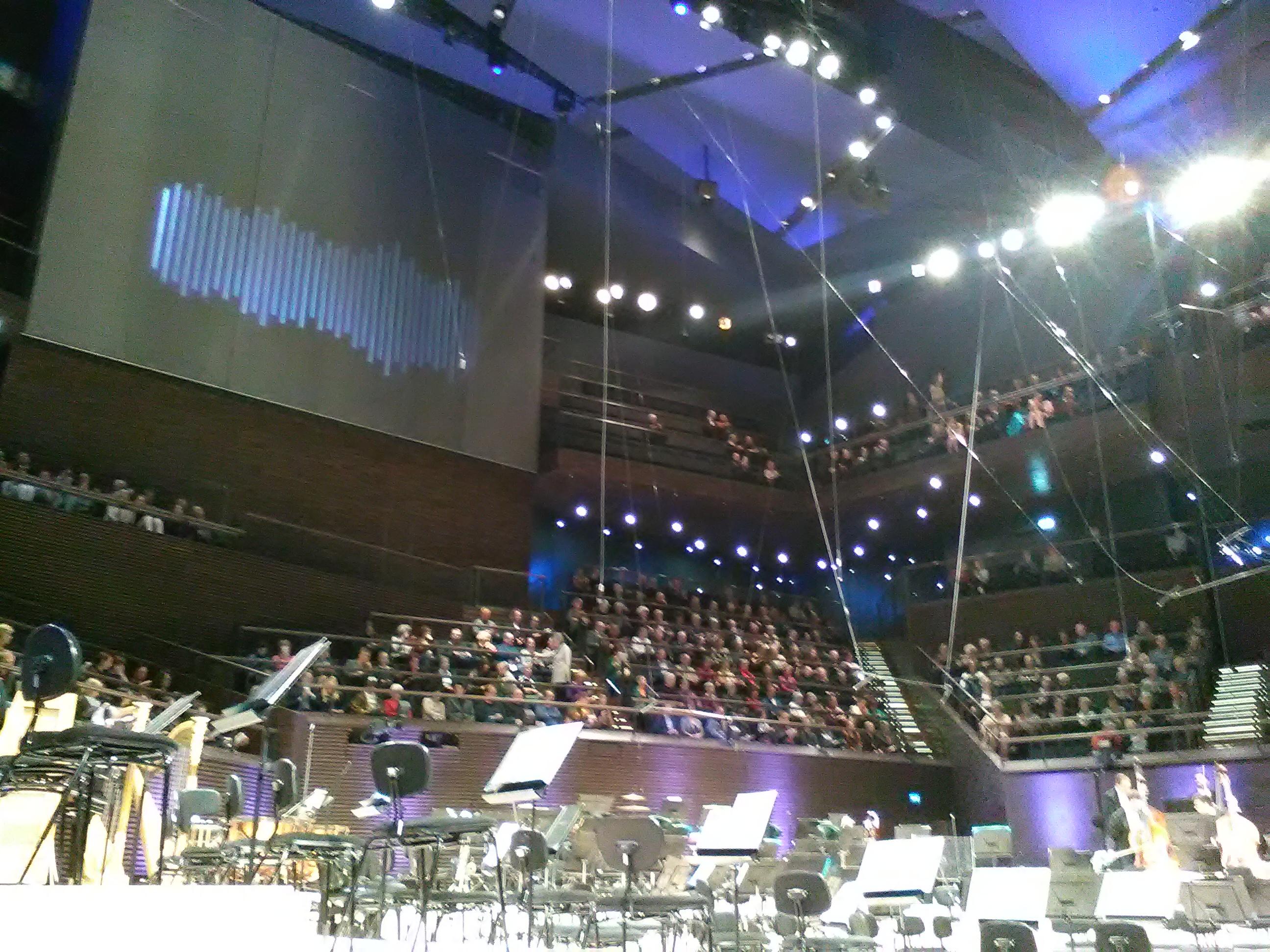 koncertná sieň