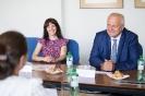 17.08.2018   Návšteva veľvyslankyne Bulharskej republiky