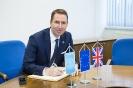 23.11.2018 | Návšteva britského veľvyslanca