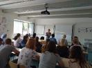 máj 2018 | Zavŕšenie spolupráce medzi KLIŠ a Beloit College