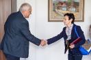 08. 10. 2019 | Návšteva poľskej rektorky