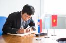 08. 10. 2019 | Návšteva veľvyslanca Vietnamu