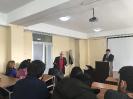 Prednáška na Georgian Technical University 2