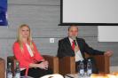 Prednášajúci  Daniel Šmihula a Ivana  Janíková.