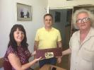 august 2019 | Nadväzovanie spolupráce v Ohride